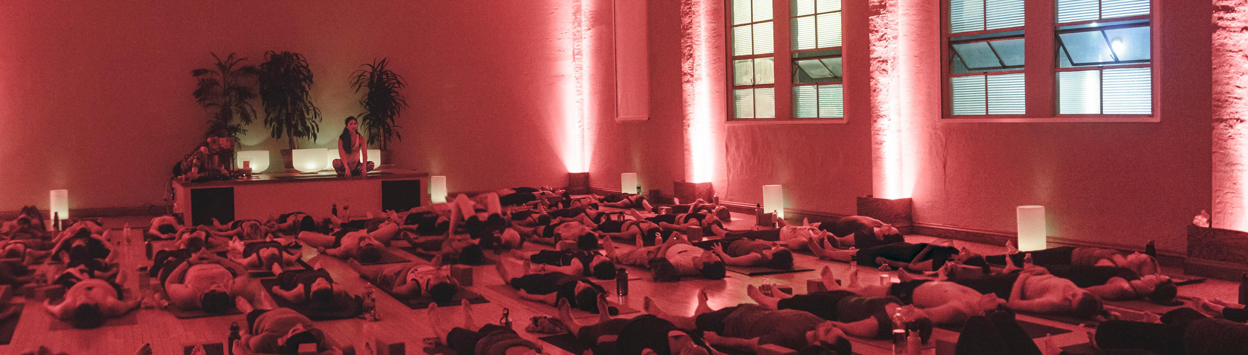 Yoga Flow Sf Ocean Avenue Studio In San Francisco Ca