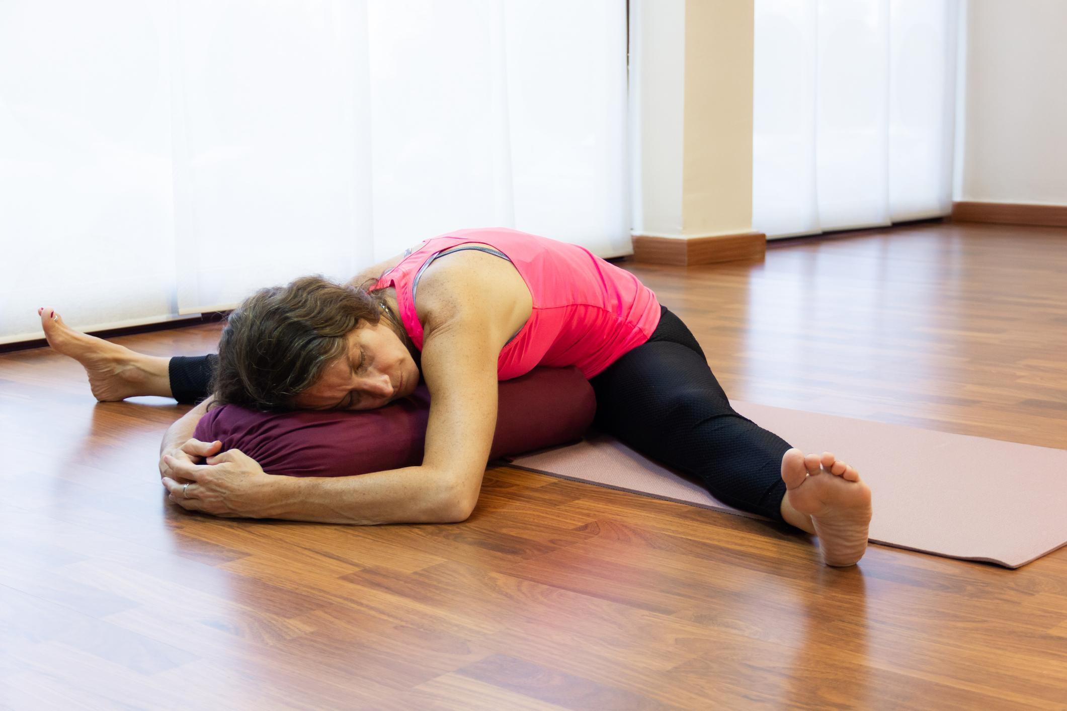 Gentle Yoga and Yin Yoga